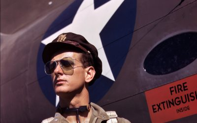 Bámulatos színes képek 75 évvel ezelőttről