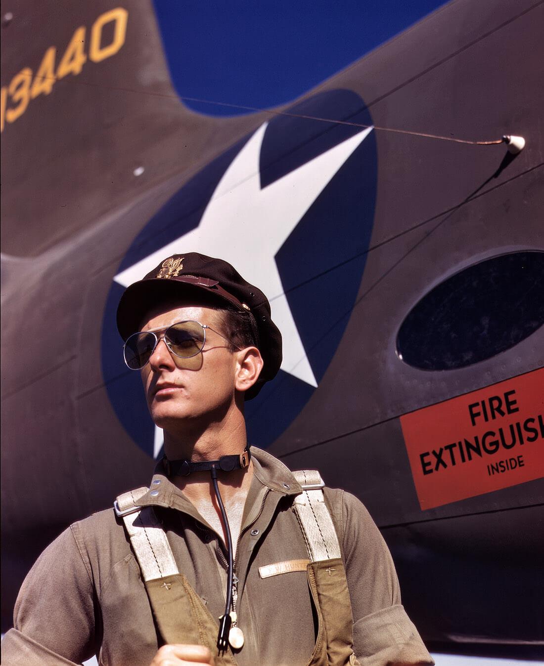 repülőgép, amerikai rádiós